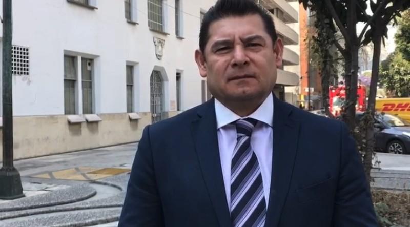 Nota en Vídeo: Alejandro Armenta denunció que persiste el espionaje morenovallista