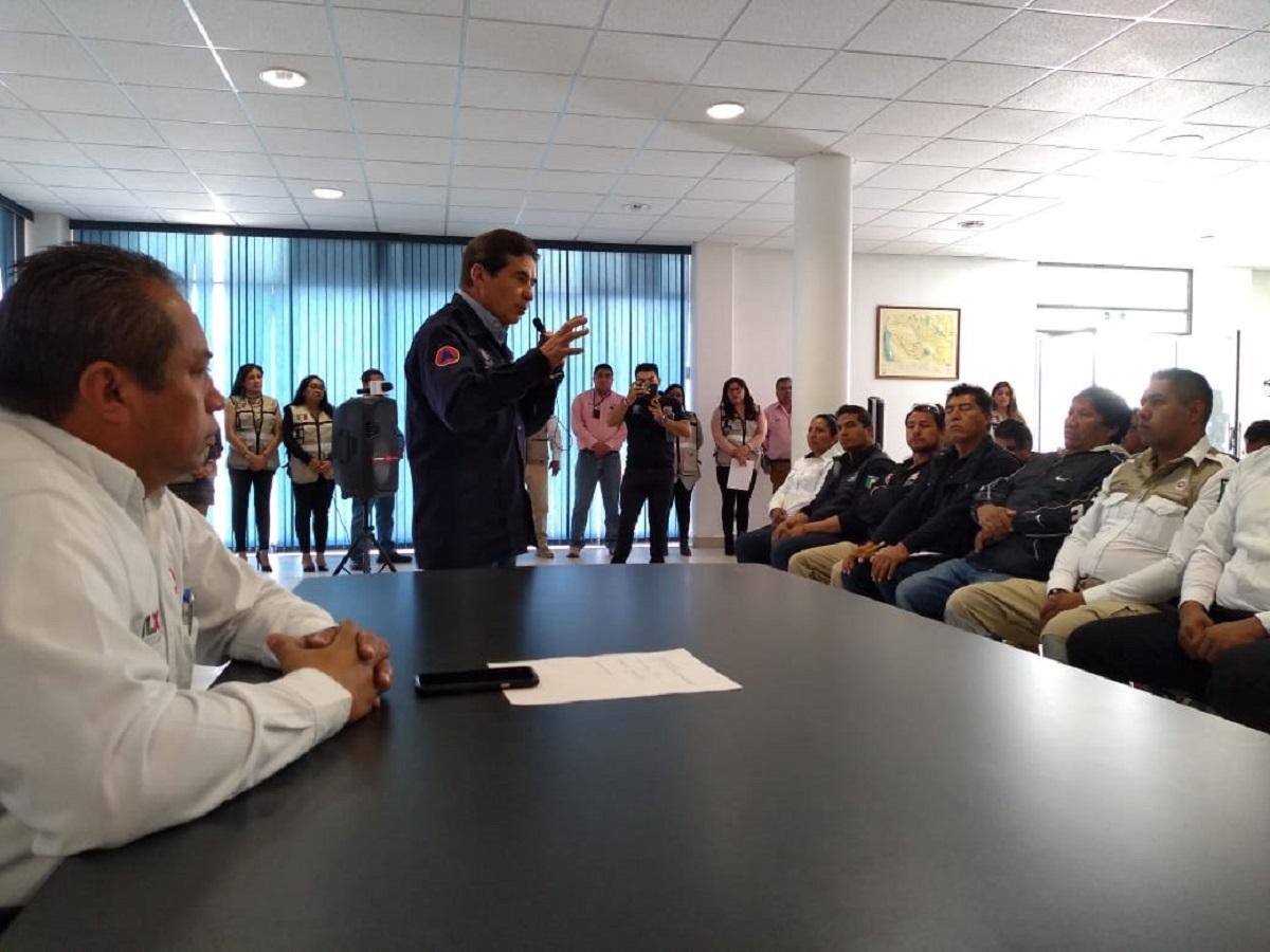 Fortalece CEPC coordinación con gobierno federal y municipios