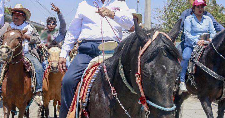 Oportunidades para todos los campesinos, ofrece Jiménez Merino