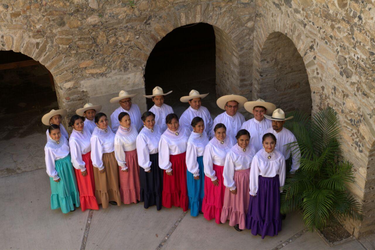 ¡Todos a bailar! Con el folclor Mixe, Zapoteco, del Istmo y más en el Museo del Ferrocarril