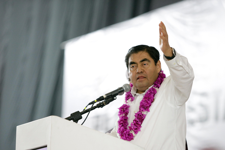 Seguridad, prioridad para Puebla y por ello se analiza a fondo la estrategia a seguir: Miguel Barbosa