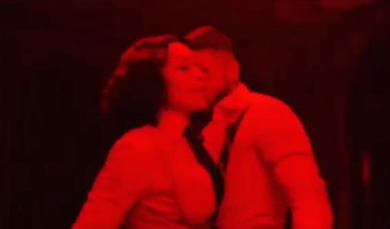 Madonna revela las primeras imágenes de su videoclip con Maluma
