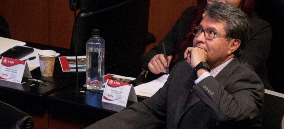 Propone Monreal desaparecer Consejo de Judicatura y crear sala anticorrupción en la Corte