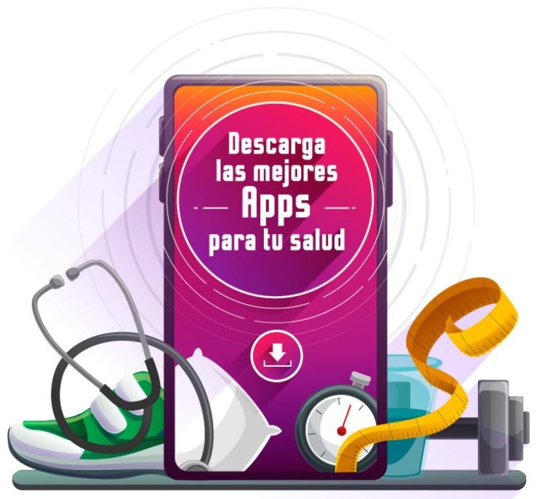 Conoce cuáles son las mejores Apps para cuidar tu salud