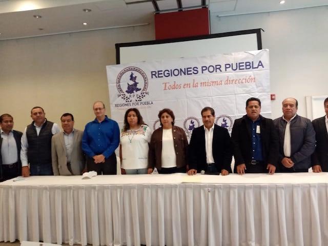 Pide Inés Saturnino inclusión a los grupos del interior del estado en el PAN