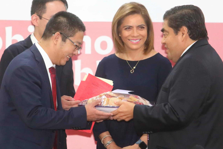 Se concretan 11 proyectos de inversión privada para Puebla