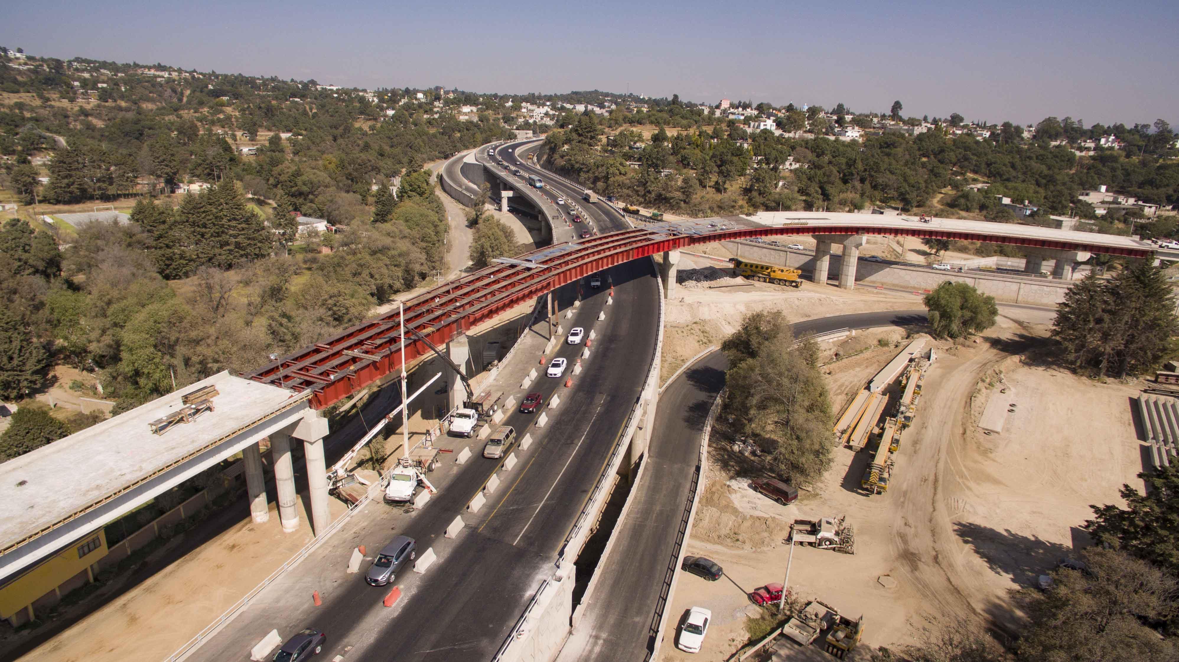 Anuncia Secoduvi cierre de carril en la carretera Tlaxcala-Apizaco