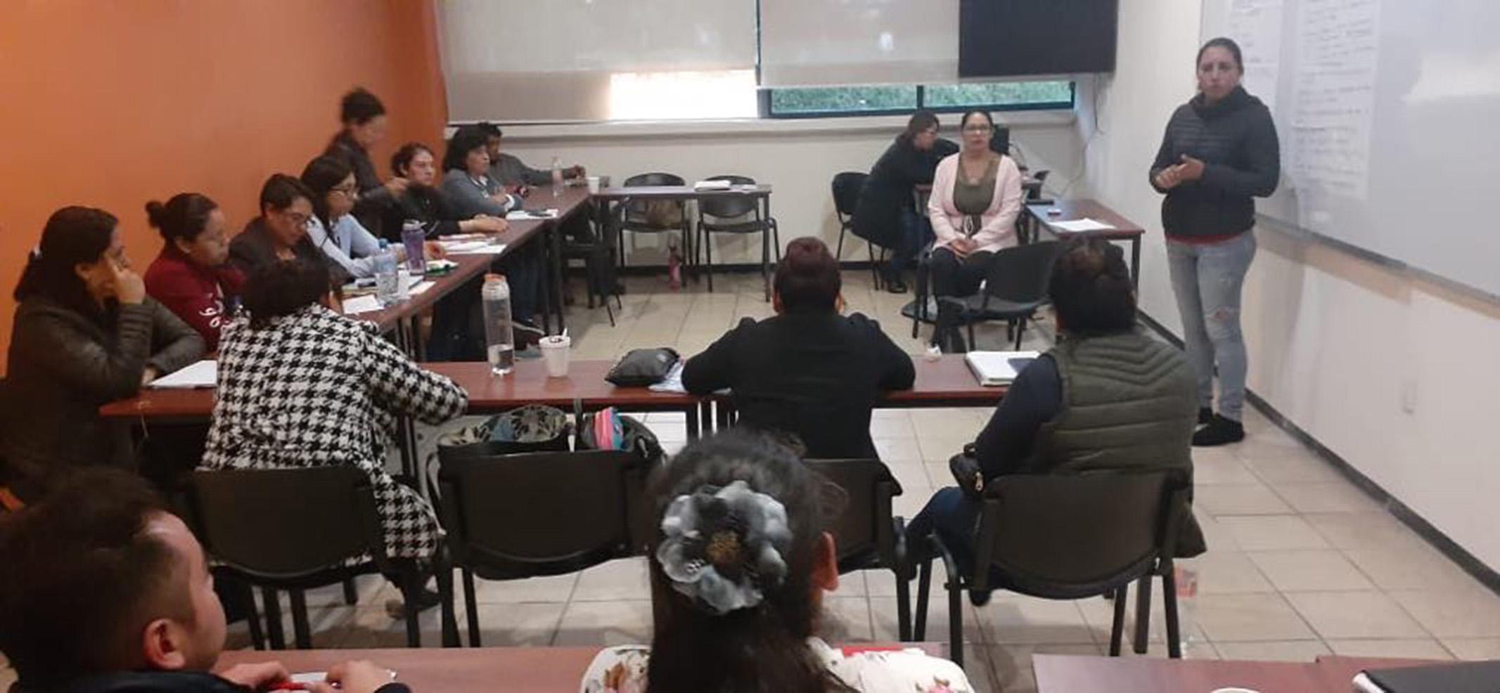 Desde Tlaxcala: Certifica IEM a servidores públicos para fortalecer atención a mujeres