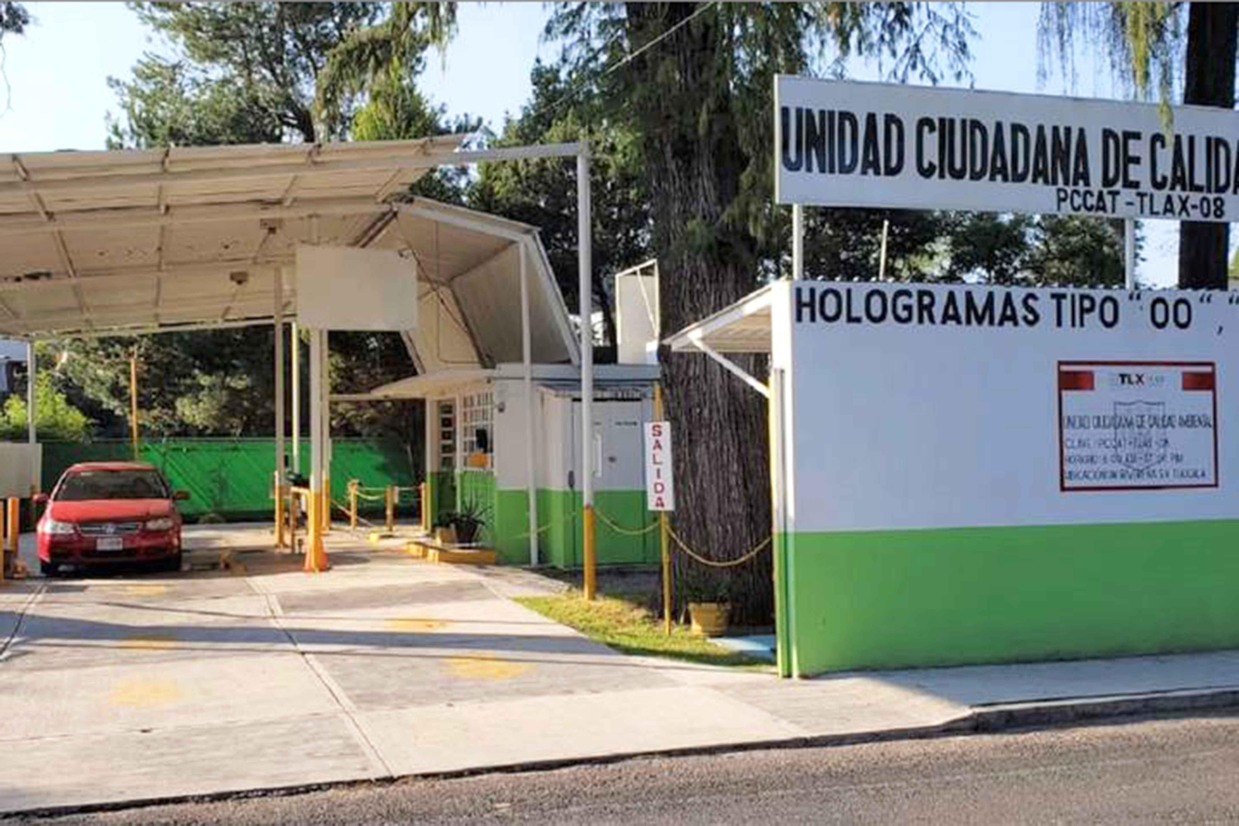 Este jueves inicia en Tlaxcala el programa de verificación vehicular obligatoria 2020: CGE