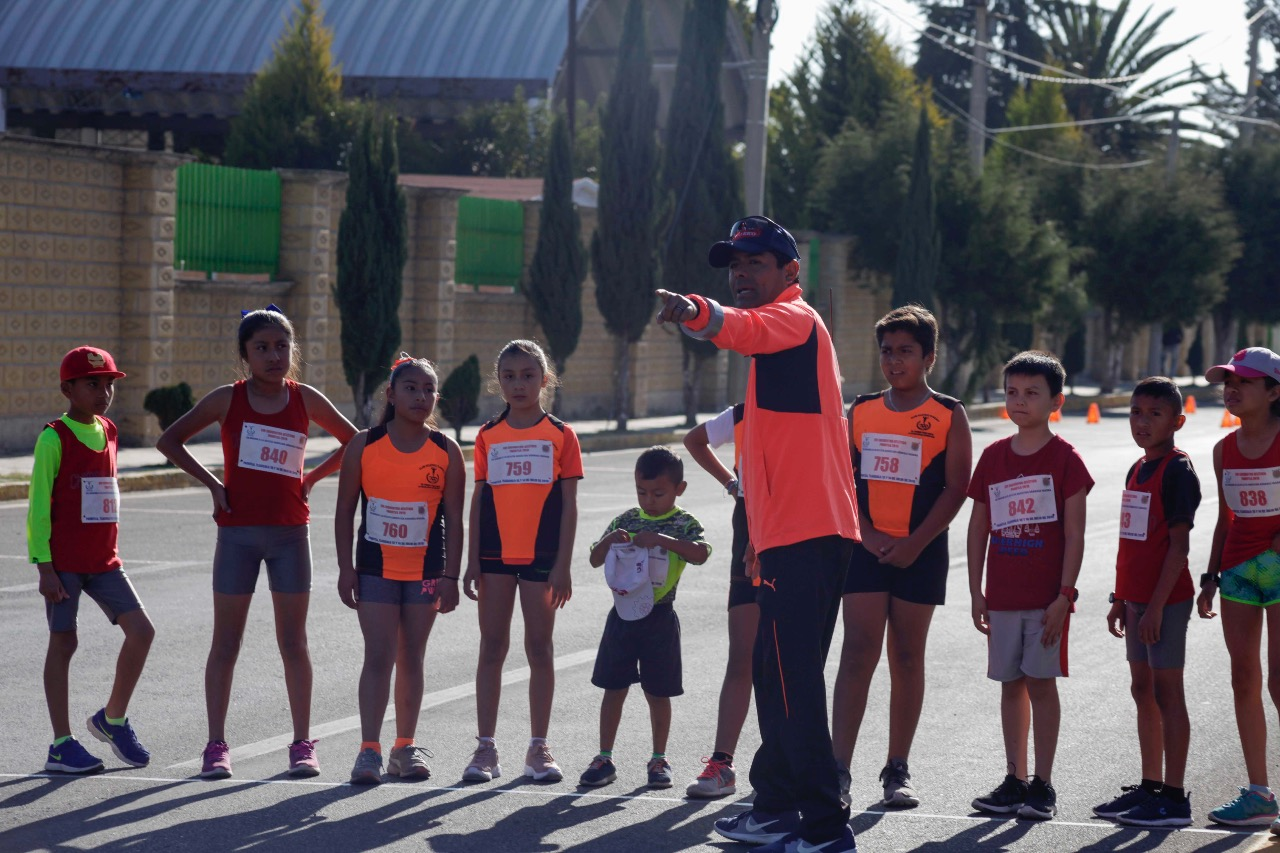 Promueve SEPE acciones y valores de la cultura deportiva entre estudiantes