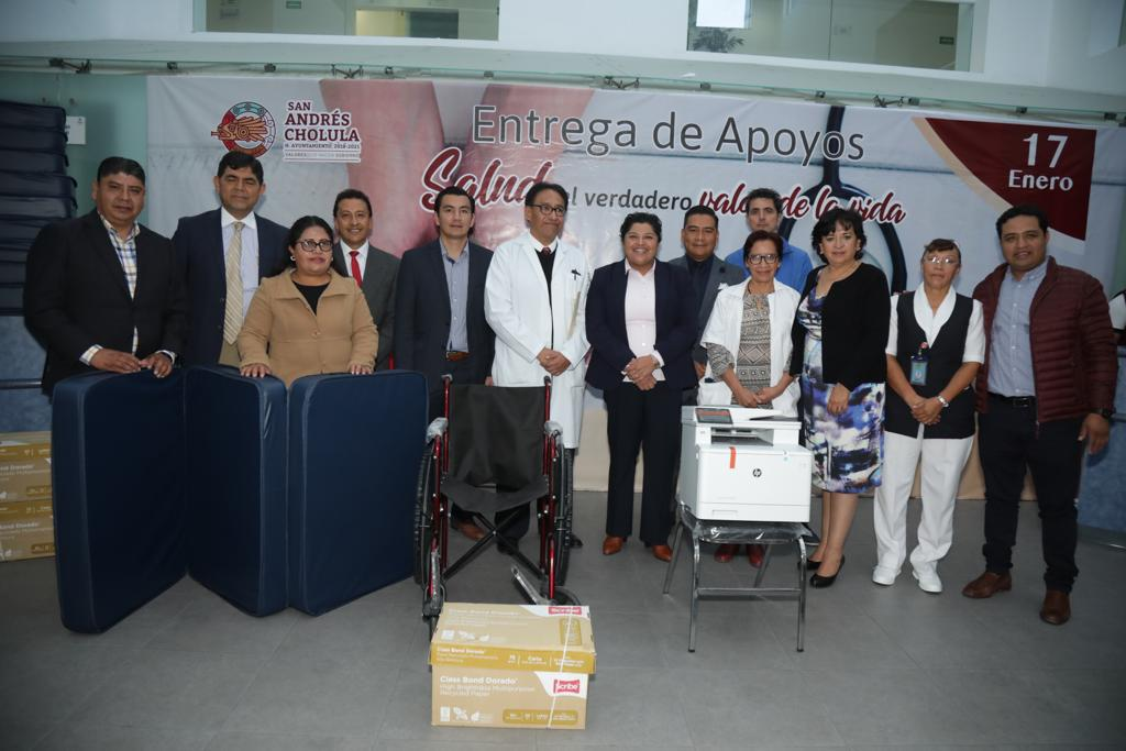 Si tenemos salud lo tenemos todo: Karina Pérez Popoca