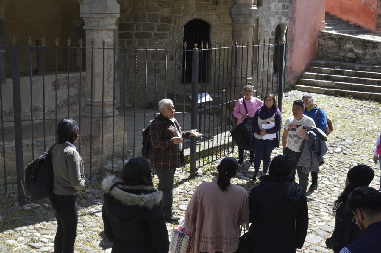 Desde Tlaxcala: Fomenta Secretaría de Turismo mejora continua en la atención al turista