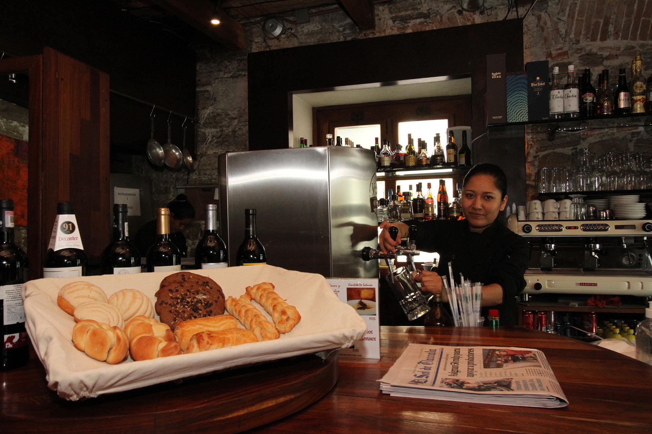 Coordinará SECTURE acciones con restauranteros de la capital en beneficios del turismo.