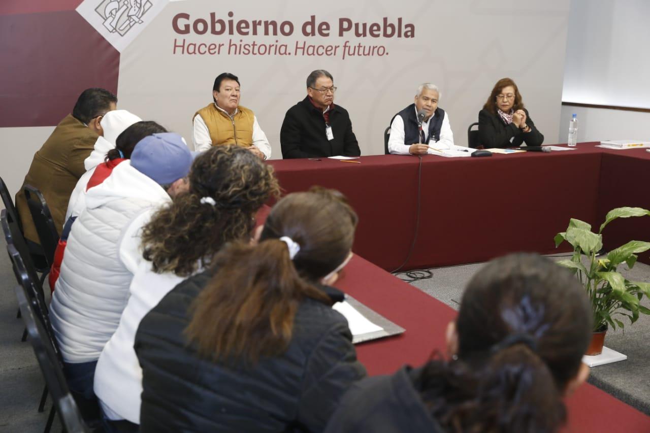 Gobierno de Puebla apoyará a estudiantes de la prepa DIF-UDLAP