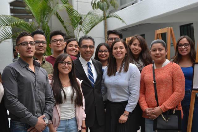 Facultad de Administración festeja su 60 aniversario