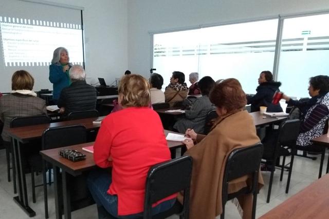 Con Universidad para Adultos, la BUAP busca ampliar cobertura y la inclusión de personas mayores