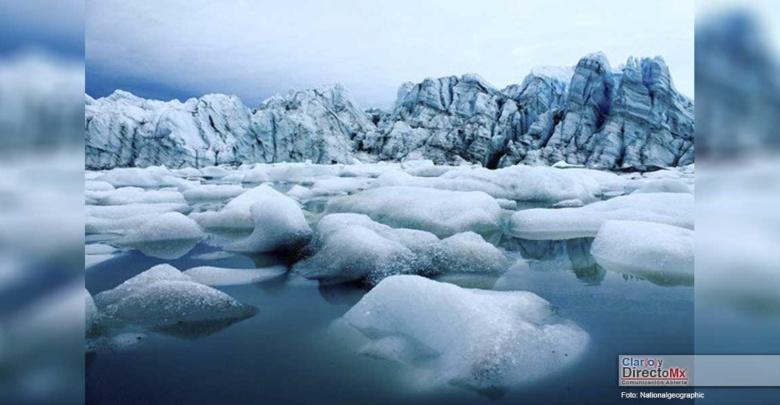 Alarma extraño derretimiento de capa de hielo en Groenlandia
