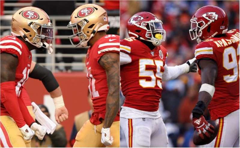 49ers vs Chiefs, así queda el partido del Super Bowl LIV