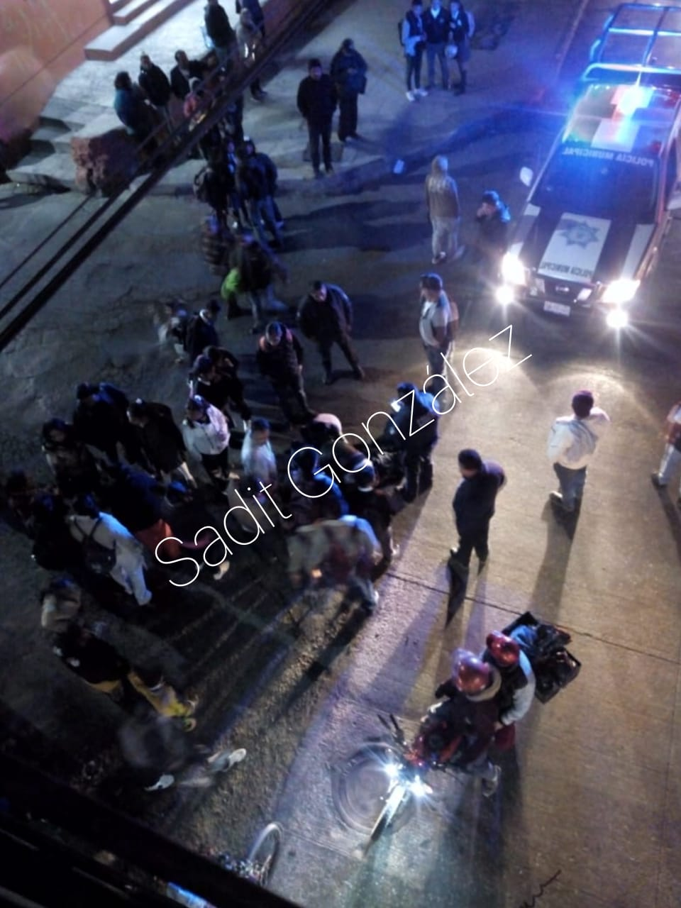 Atropellan a alumna de la secundaria Zaragoza en Chachapa