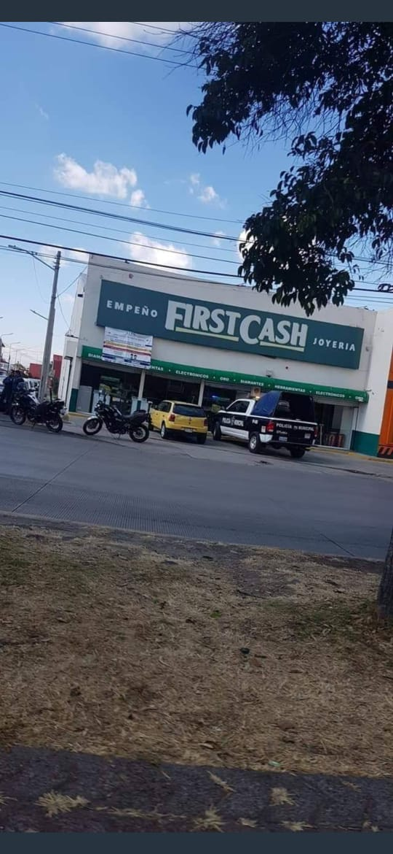 Asaltan dos casas de empeño de la empresa First Cash