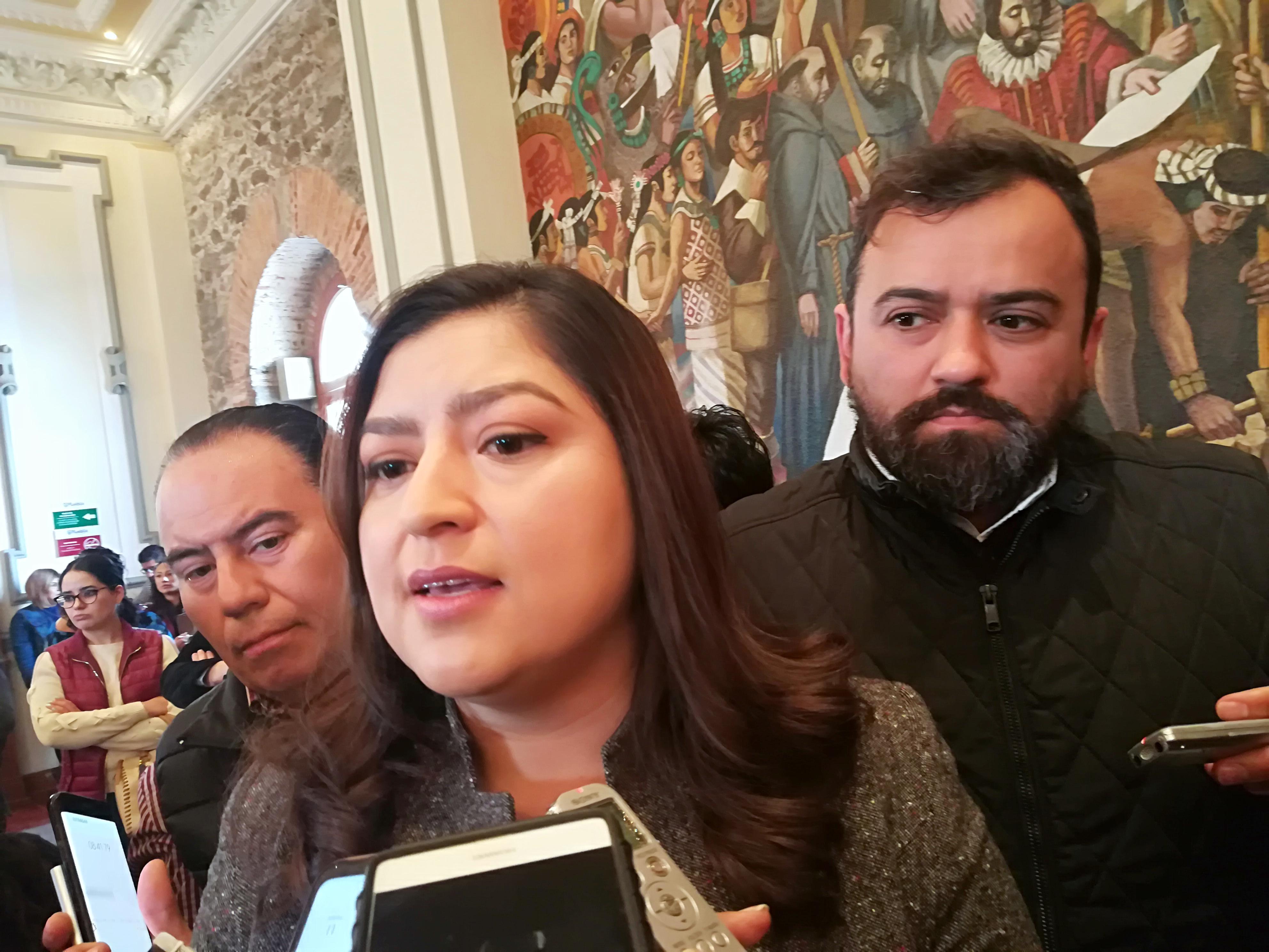 Claudia Rivera reiteró trabajo conjunto en la junta auxiliar Ignacio Zaragoza