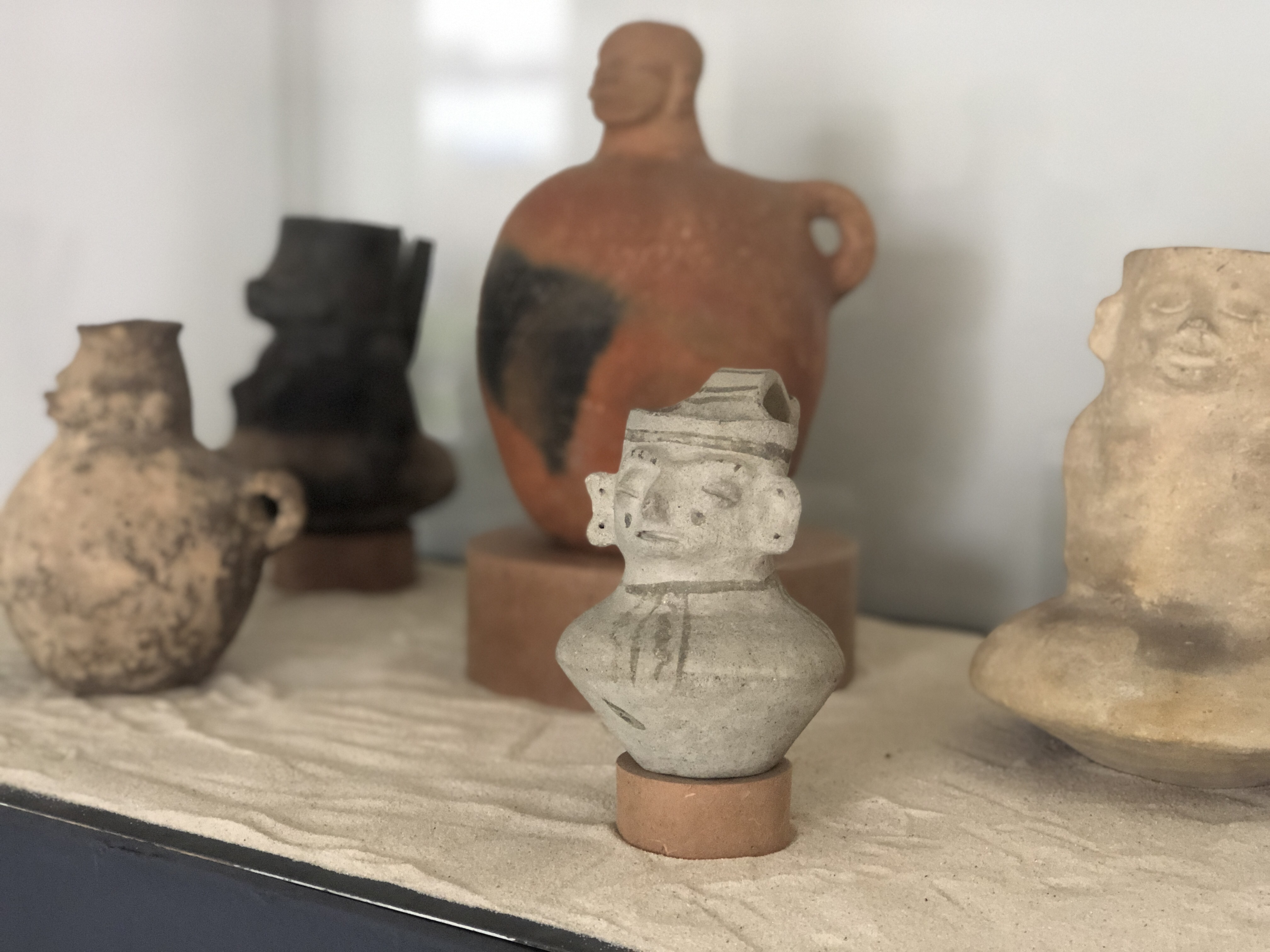 Conversatorio: Tesoros prehispánicos del Museo Francisco Cossío