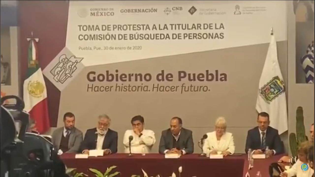 Casi 3 mil personas en Puebla, desaparecidas