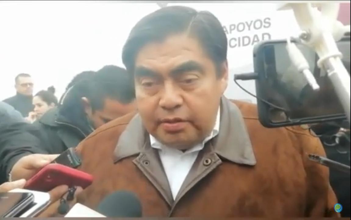 Gobernador Barbosa se pronunció contra la violencia de ciudadanos con conflictos