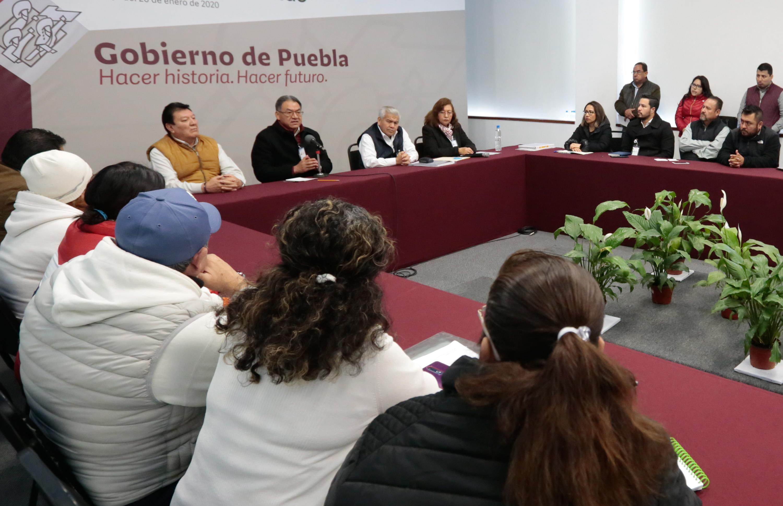 Garantiza gobierno del estado que alumnos de prepa UDLAP-SEDIF continuarán con estudios