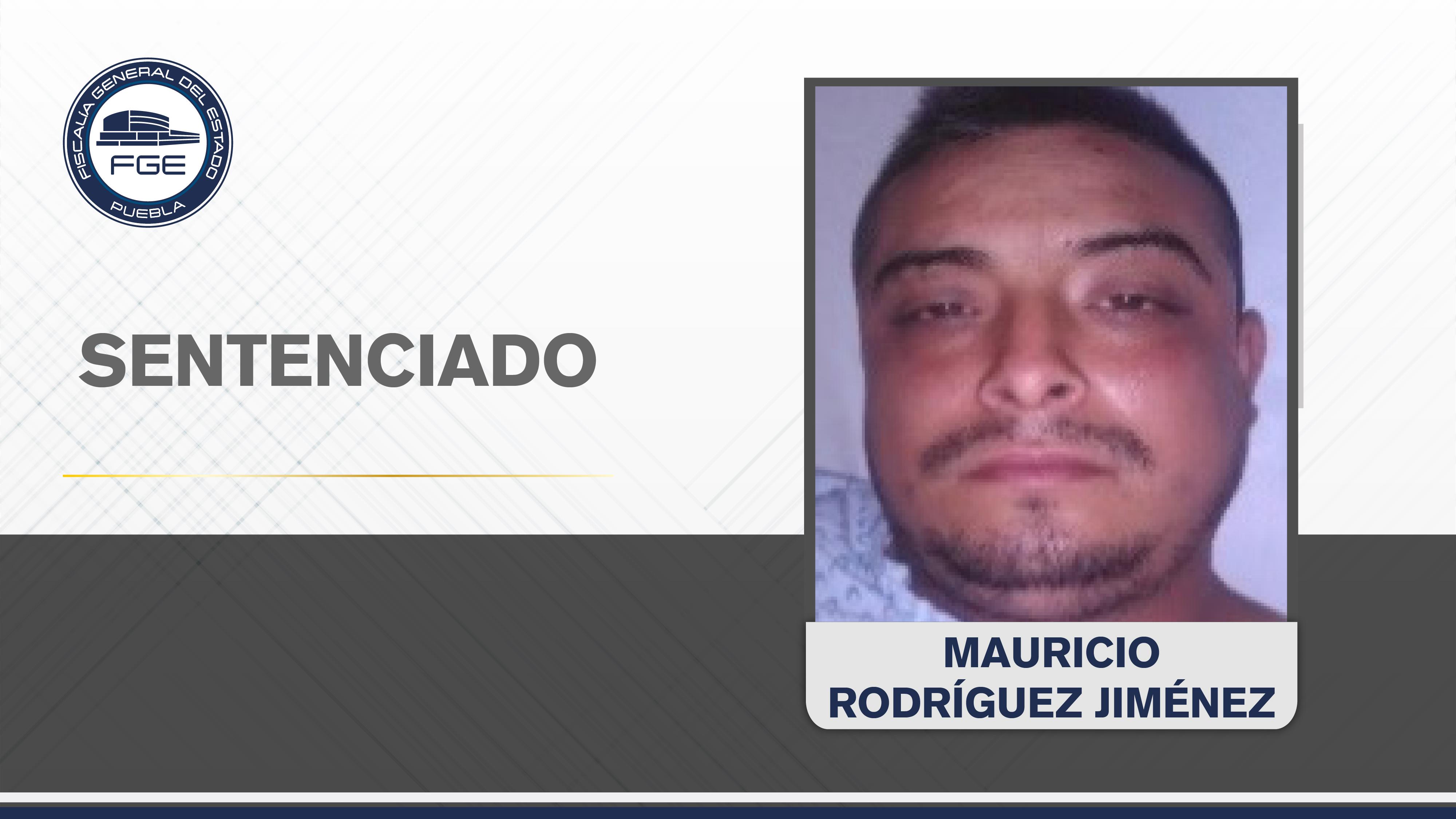FGE obtuvo sentencia de 50 años de prisión contra secuestrador de un hombre en Tehuacán