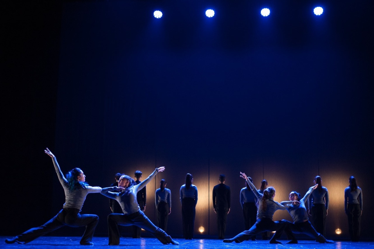 Ballet Provincial en el Museo Federico Silva