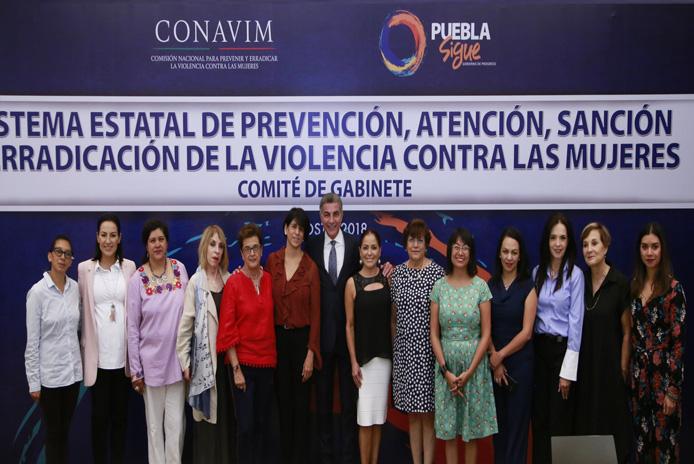 La Conavim entregará evaluación al gobierno de Puebla en este mes