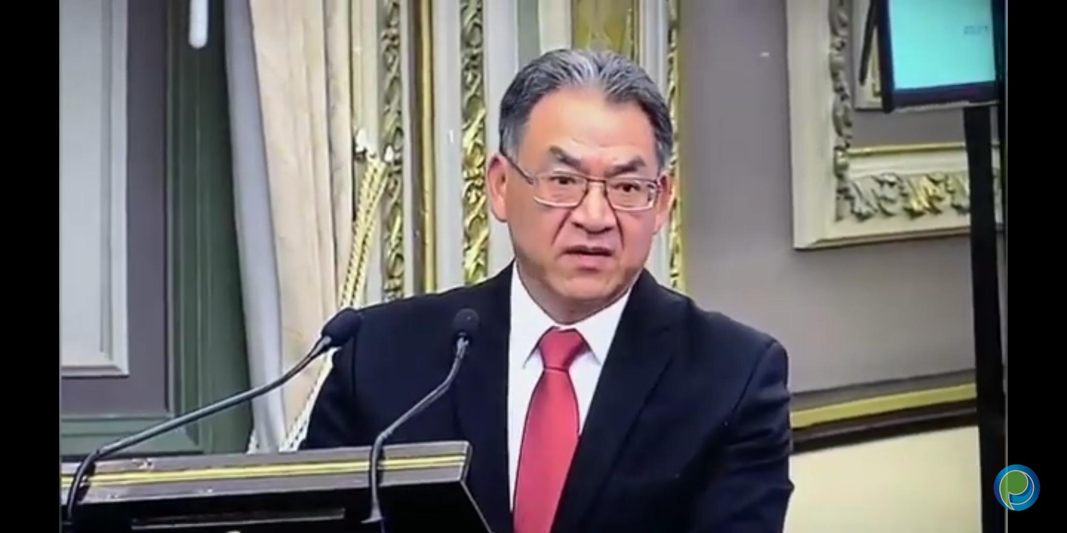 Melitón Lozano informó que habrá reunión nacional de titulares de la SEP