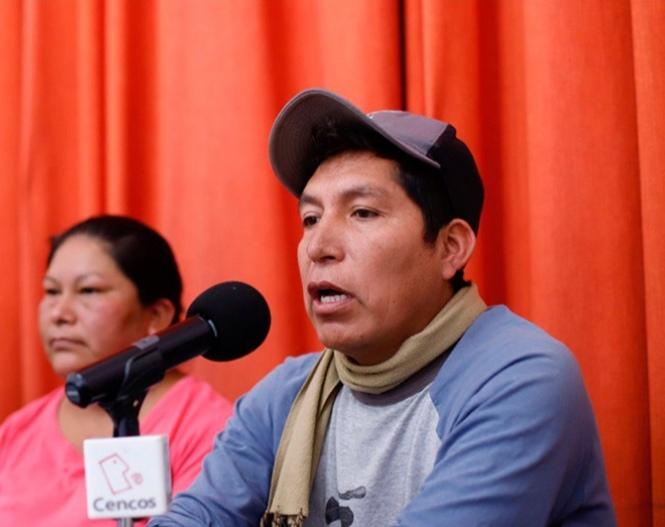ONG exige liberar a Miguel López y se suma a la defensa del río Metlapanapa