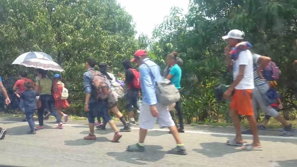 Desde Tapachula: Organismos Productivos del Soconusco rechazan más caravanas de migrantes