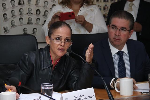 Existe rezago en la revisión de cuentas públicas en la ASE: Romero Garci Crespo