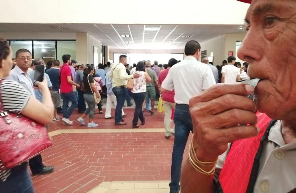 Megasimulacro Sin Pena ni Gloria en Tapachula • Salvo en Edificios del Gobierno Estatal y Municipal, en otros lugares ni en cuenta.