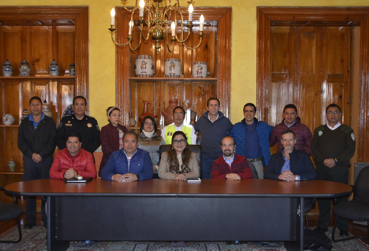 """Desde Tlaxcala: Realiza SECTURE reunión de coordinación de la """"Ruta del Pescado de Moctezuma"""""""