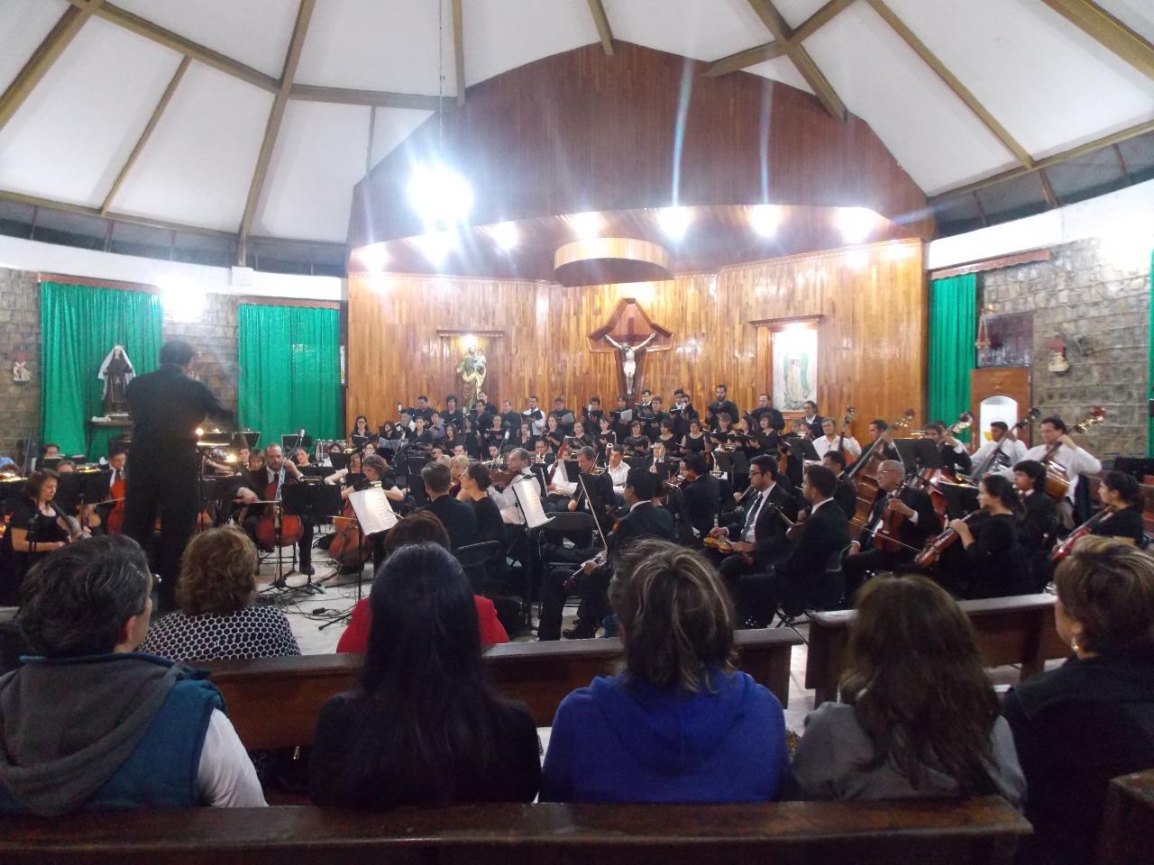 La Orquesta Sinfónica de San Luis Potosí iniciará sus conciertos 2020 en Tamasopo