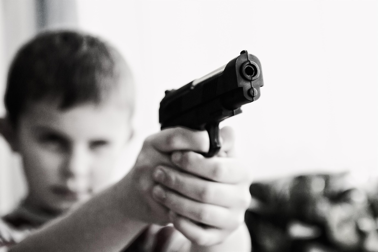 Niños delincuentes… ¿victimarios o víctimas?
