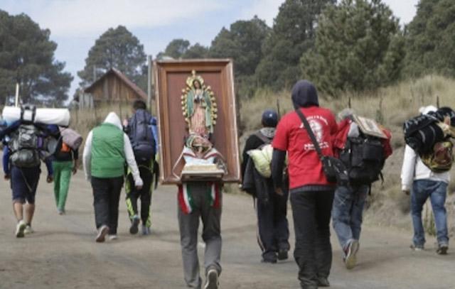 Todo listo para la peregrinación de poblanos a la Basílica de Guadalupe