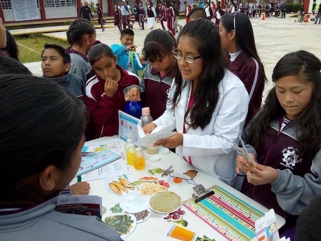 Fortalece SESA cultura de prevención en adolescentes en Tocatlán