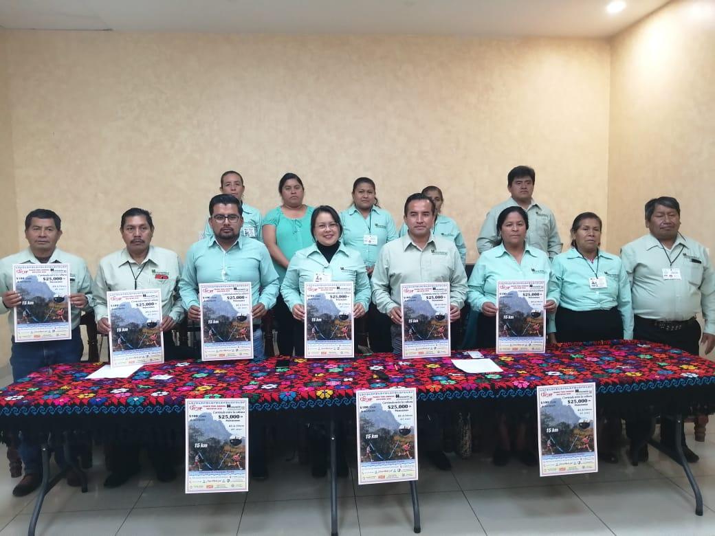 Se realizará el Primer Trail Running Hueyapan 2020
