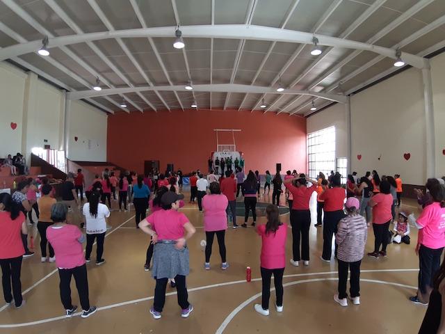 Inicia IDET programas de activación física en municipios