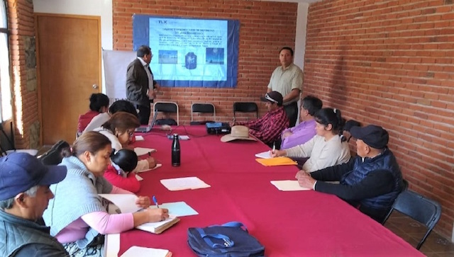 Capacita COEPRIST a municipios sobre manejo adecuado de agua potable