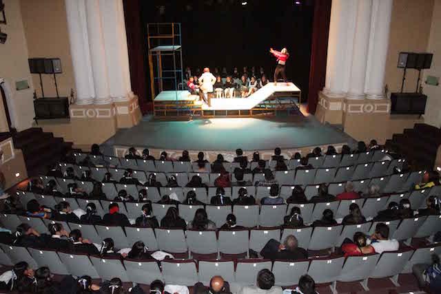 Presenta Teatro Xicohténcatl cartelera cultural de marzo