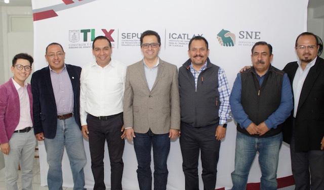 Trabajarán ICATLAX y alcaldes del oriente en favor de la capacitación para el trabajo de la gente