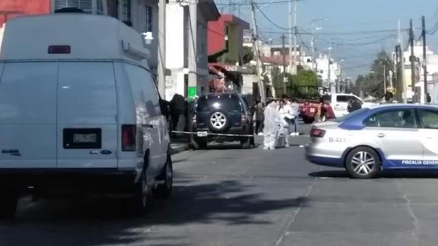 Ejecutan de 6 balazos a hombre en San Felipe Hueyotlipan