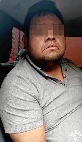Detiene policía estatal a hombre con orden de aprehensión en Campeche