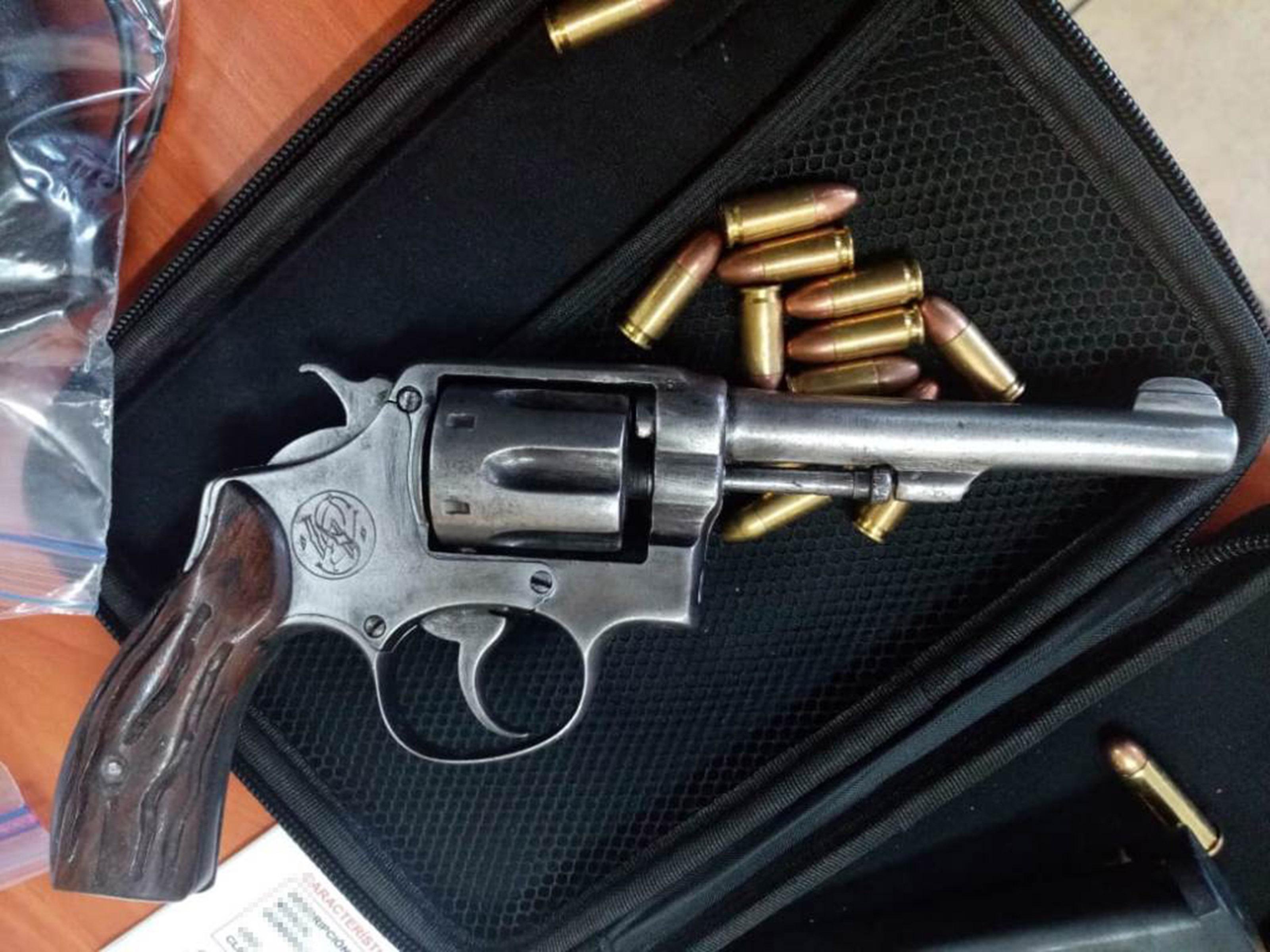 Desde Tlaxcala: SSC detiene en Zacatelco a una persona por la portación ilegal de armas de fuego